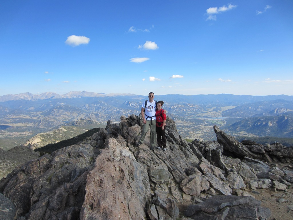 Newlyweds - Mountain Love