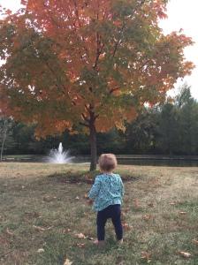 Enjoying October Outdoors