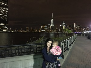 View of NY from Liberty State Park