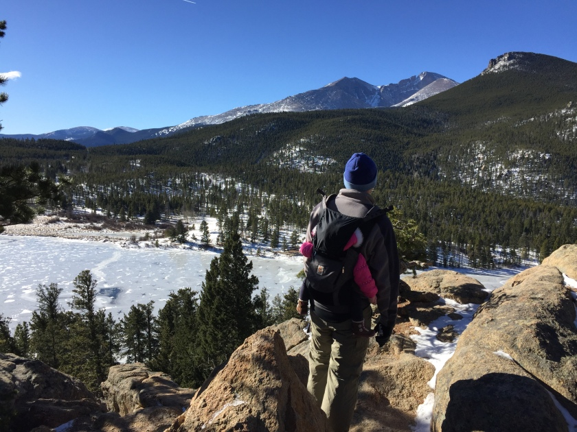 Lily Ridge Trail in Rocky Mountain National Park