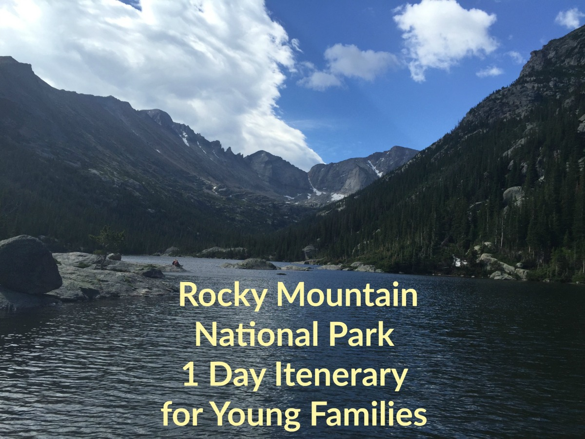 1 Day Itenerary in Rocky Mountain National Park