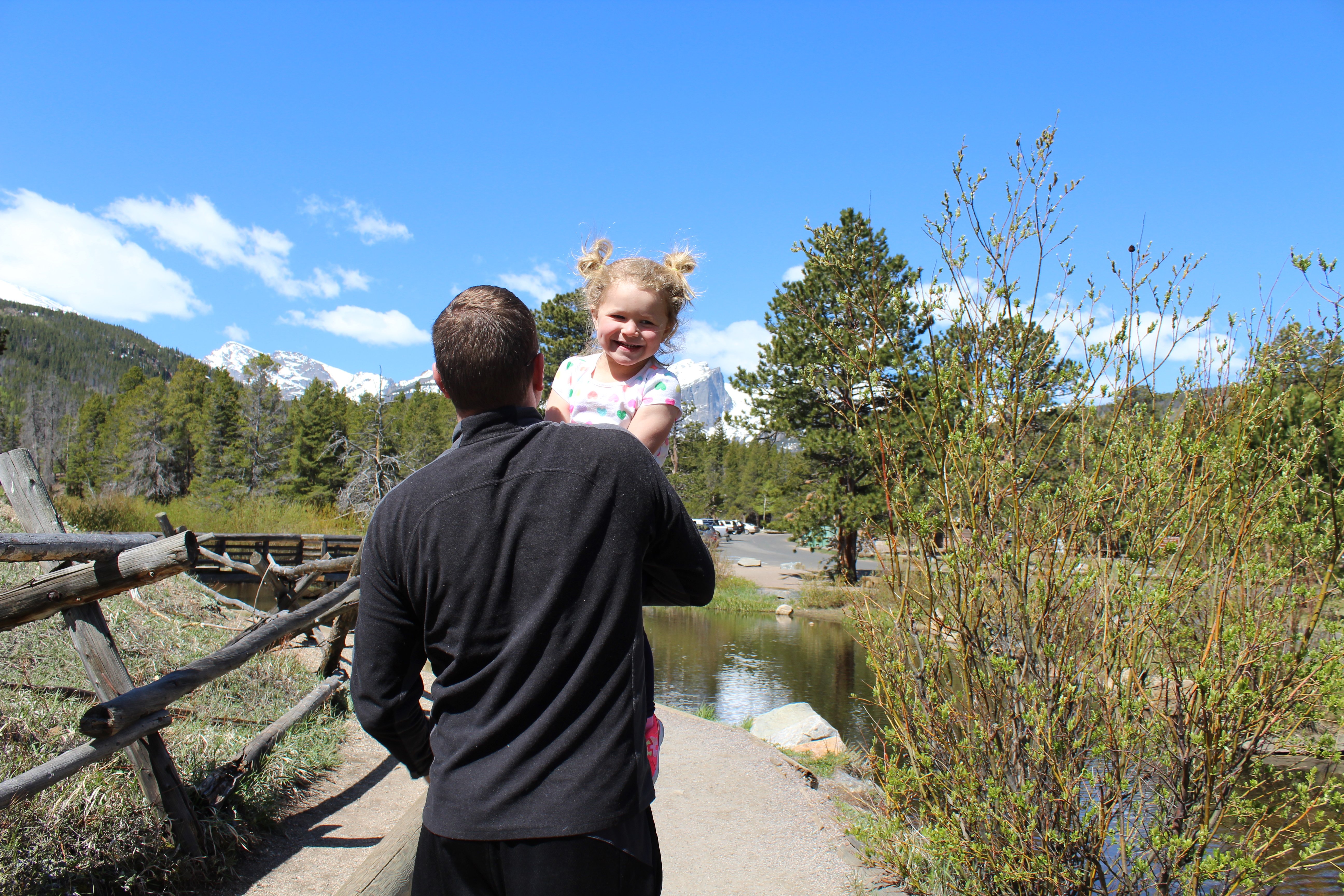 family fun in Rocky Mountain National Park