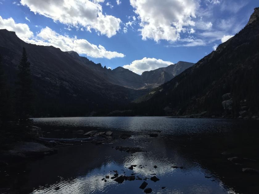Mills Lake RMNP