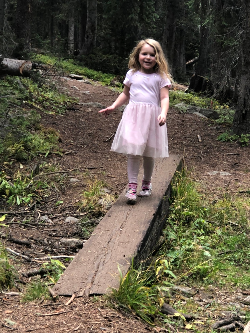 Hiking with Kids in Rocky Mountain National Park, Brainard Lake Colorado