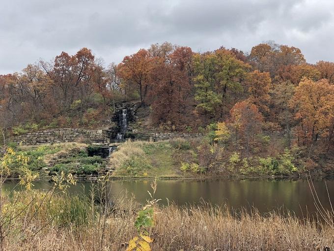 basspro waterfall