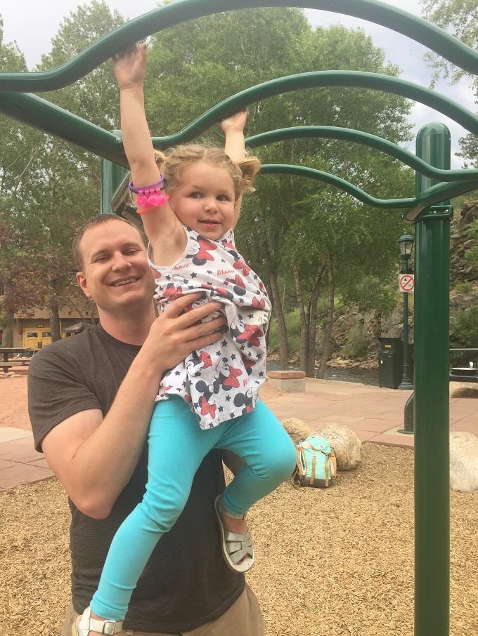 playgrounds in estes park colorado