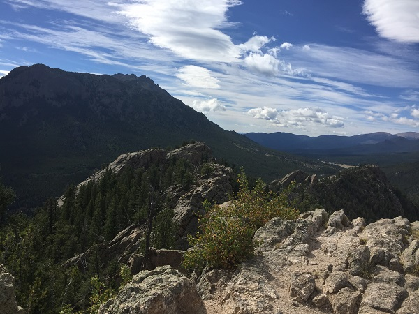 Lily Mountain hike