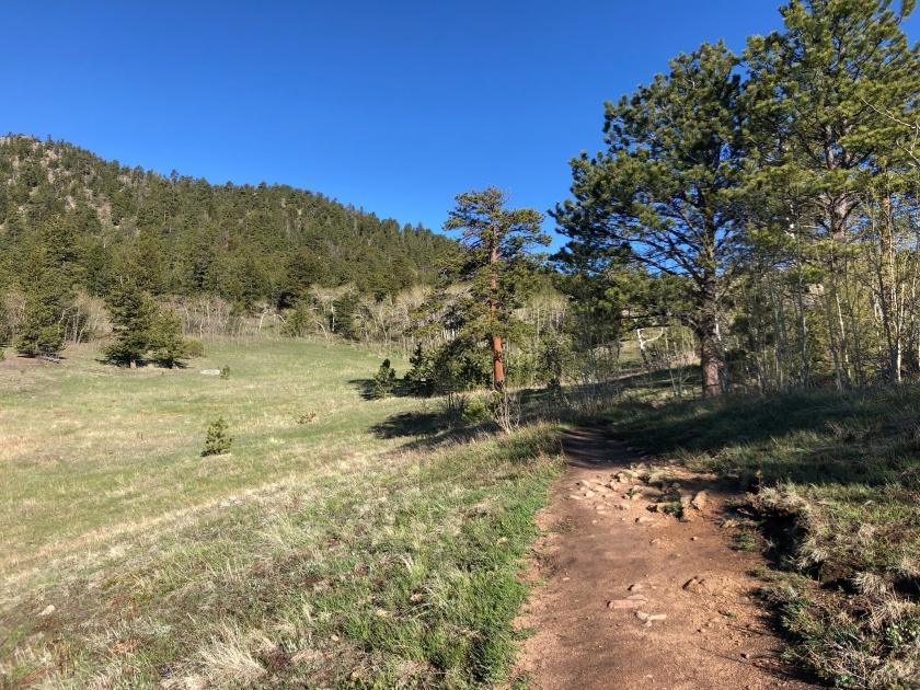 Kruger Rock Trail Colorado