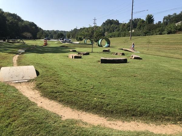 Bentonville Bike Playground