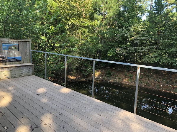 pond hobbs state park