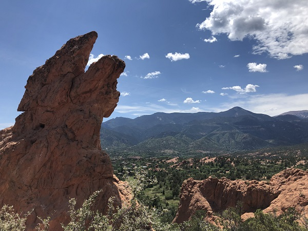 Kid Friendly Hiking Trails in Garden of the Gods