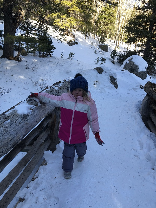 kid friendly hiking in rocky mountain national park