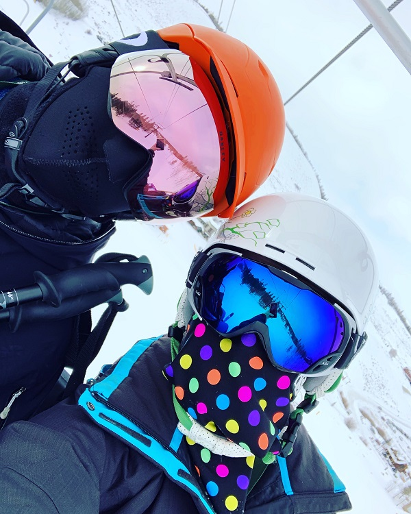 Ski date in Granby Colorado