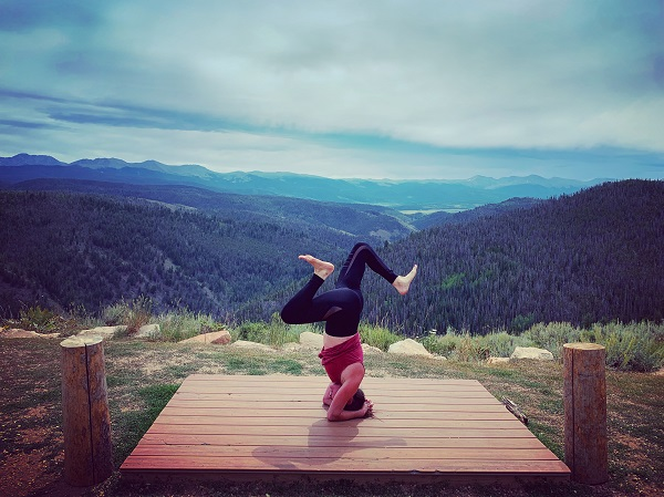 Yoga from the Top, Granby Ranch summer Saturday mornings