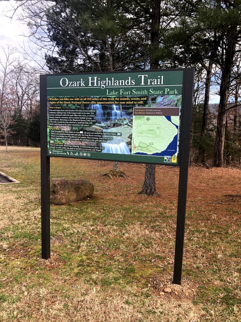Ozark Highlands Trail