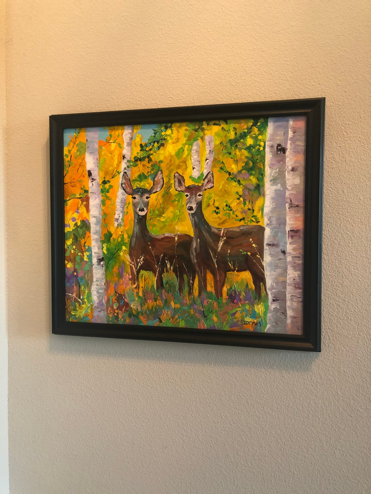 Our New Estes Park Art