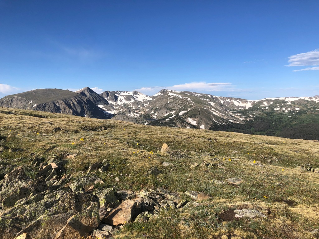 Views from Tundra Communities Trail