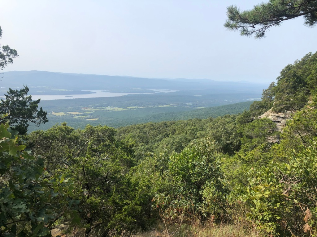 Mount Magazine State Park Arkansas Highest Point