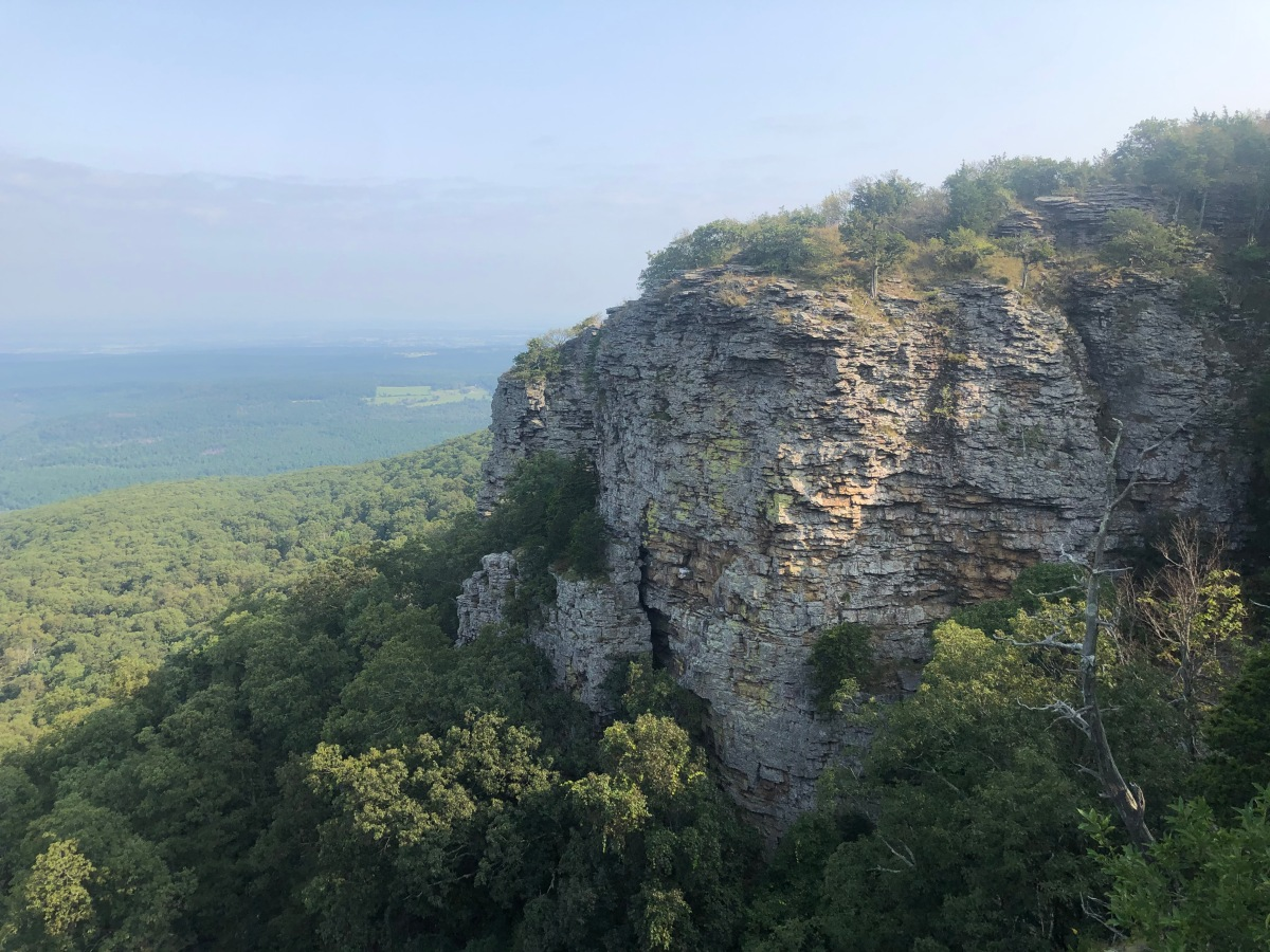 Mount Magazine State Park Hikes and Overlooks