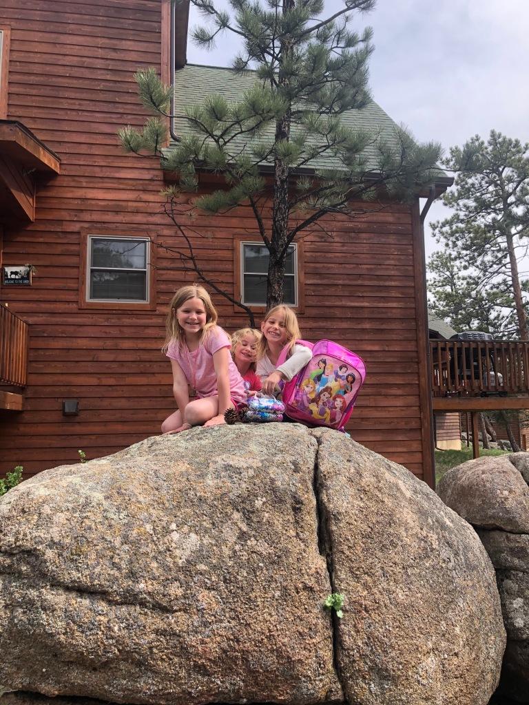 Packing for trip to Estes Park, Colorado