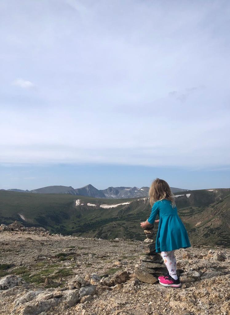 Best views Rocky Mountain National Park
